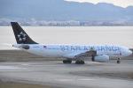 ANA&peachLOVEさんが、関西国際空港で撮影した中国国際航空 A330-243の航空フォト(写真)