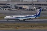 akinarin1989さんが、羽田空港で撮影した全日空 737-881の航空フォト(写真)