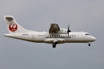 ザキヤマさんが、熊本空港で撮影した日本エアコミューター ATR-42-600の航空フォト(写真)