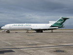 さもんほうさくさんが、アントニオ・B・ウォン・パット国際空港で撮影したアジアパシフィックエアライン 727の航空フォト(写真)