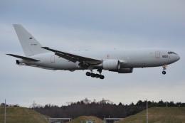 デルタおA330さんが、茨城空港で撮影した航空自衛隊 KC-767J (767-2FK/ER)の航空フォト(写真)