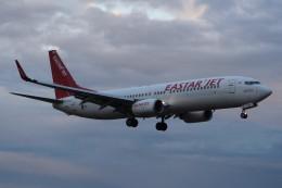 デルタおA330さんが、茨城空港で撮影したイースター航空 737-8BKの航空フォト(写真)
