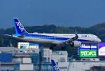 HISAHIさんが、福岡空港で撮影した全日空 A321-272Nの航空フォト(写真)