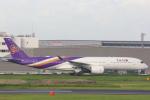 安芸あすかさんが、羽田空港で撮影したタイ国際航空 A350-941XWBの航空フォト(写真)