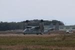 DDYさんが、築城基地で撮影したアメリカ海兵隊 V-22の航空フォト(写真)