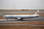 T.Sazenさんが、関西国際空港で撮影した中国国際航空 A321-232の航空フォト(写真)