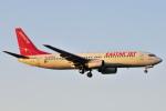 Orange linerさんが、成田国際空港で撮影したイースター航空 737-86Nの航空フォト(写真)
