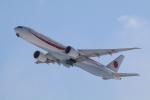 GRX135さんが、新千歳空港で撮影した航空自衛隊 777-3SB/ERの航空フォト(写真)