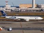 SK51Aさんが、羽田空港で撮影した中国南方航空 A330-323Xの航空フォト(写真)