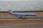 wunalaさんが、中部国際空港で撮影したメトロジェット G-V-SP Gulfstream G550の航空フォト(写真)