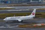 Mochi7D2さんが、羽田空港で撮影した日本航空 737-846の航空フォト(写真)