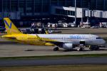 HISAHIさんが、福岡空港で撮影したバニラエア A320-214の航空フォト(写真)