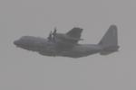 木人さんが、嘉手納飛行場で撮影したアメリカ空軍 MC-130J Herculesの航空フォト(写真)