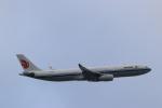 imosaさんが、羽田空港で撮影した中国国際航空 A330-343Eの航空フォト(写真)