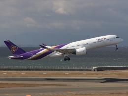 ドガースさんが、中部国際空港で撮影したタイ国際航空 A350-941の航空フォト(飛行機 写真・画像)