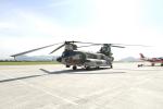 デデゴンさんが、防府北基地で撮影した航空自衛隊 CH-47J/LRの航空フォト(写真)