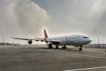 BTYUTAさんが、カイロ国際空港で撮影したエア・レジャー A340-212の航空フォト(写真)