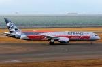SKY TEAM B-6053さんが、中部国際空港で撮影したエティハド航空 787-9の航空フォト(写真)