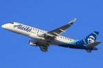 masa707さんが、ロサンゼルス国際空港で撮影したホライゾン航空 ERJ-170-200 LR (ERJ-175LR)の航空フォト(飛行機 写真・画像)
