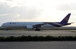 ハピネスさんが、関西国際空港で撮影したタイ国際航空 777-3D7/ERの航空フォト(写真)