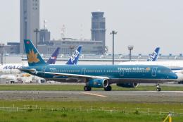 panchiさんが、成田国際空港で撮影したベトナム航空 A321-231の航空フォト(飛行機 写真・画像)