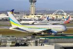 masa707さんが、ロサンゼルス国際空港で撮影したコムルックス・アルバ 767-2DX/ERの航空フォト(写真)