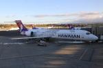 OMAさんが、ダニエル・K・イノウエ国際空港で撮影したハワイアン航空 717-2CMの航空フォト(写真)