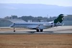 ザキヤマさんが、熊本空港で撮影したNORISTEVO INVESTMENTS LIMITED BD-700-1A11 Global 5000の航空フォト(写真)