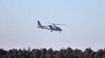 誘喜@運営による投稿・アクセス規制中さんが、成田国際空港で撮影したオールニッポンヘリコプター AS365N2 Dauphin 2の航空フォト(写真)