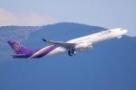 mototripさんが、福岡空港で撮影したタイ国際航空 A330-343Xの航空フォト(写真)