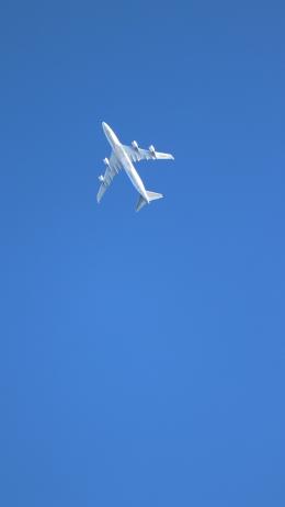 誘喜さんが、成田国際空港で撮影したアトラス航空 747-47UF/SCDの航空フォト(写真)