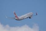 かずまっくすさんが、シドニー国際空港で撮影したヴァージン・オーストラリア 737-8FEの航空フォト(写真)