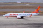 yabyanさんが、中部国際空港で撮影したチェジュ航空 737-8LCの航空フォト(写真)