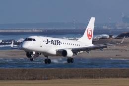 HEATHROWさんが、新潟空港で撮影したジェイ・エア ERJ-170-100 (ERJ-170STD)の航空フォト(写真)