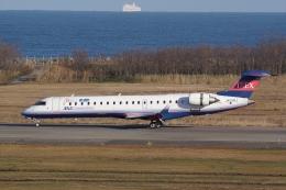 HEATHROWさんが、新潟空港で撮影したアイベックスエアラインズ CL-600-2C10 Regional Jet CRJ-702の航空フォト(写真)