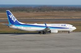 HEATHROWさんが、新潟空港で撮影した全日空 737-8ALの航空フォト(写真)