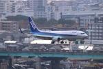 John Doeさんが、福岡空港で撮影した全日空 737-881の航空フォト(写真)