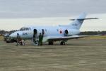 せせらぎさんが、茨城空港で撮影した航空自衛隊 U-125A(Hawker 800)の航空フォト(写真)