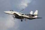 utarou on NRTさんが、那覇空港で撮影した航空自衛隊 F-15J Eagleの航空フォト(写真)