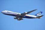 デルタおA330さんが、成田国際空港で撮影した日本貨物航空 747-8KZF/SCDの航空フォト(写真)