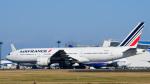 パンダさんが、成田国際空港で撮影したエールフランス航空 777-228/ERの航空フォト(飛行機 写真・画像)