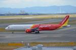mcd-qkaiさんが、関西国際空港で撮影したベトジェットエア A321-271Nの航空フォト(写真)
