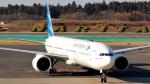 誘喜さんが、成田国際空港で撮影したガルーダ・インドネシア航空 777-3U3/ERの航空フォト(飛行機 写真・画像)