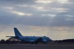 ばとさんが、茨城空港で撮影した海上自衛隊 P-1の航空フォト(写真)