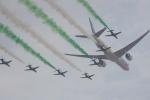 KAZKAZさんが、キング・ハーリド国際空港で撮影したサウディア 777-368/ERの航空フォト(写真)