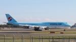 raichanさんが、成田国際空港で撮影した大韓航空 747-8B5の航空フォト(写真)