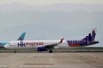 ハピネスさんが、関西国際空港で撮影した香港エクスプレス A321-231の航空フォト(写真)
