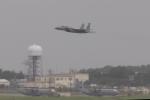 木人さんが、嘉手納飛行場で撮影したアメリカ空軍 F-15D-35-MC Eagleの航空フォト(写真)