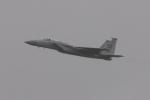 木人さんが、嘉手納飛行場で撮影したアメリカ空軍 F-15C-39-MC Eagleの航空フォト(写真)
