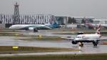 誘喜さんが、ロンドン・ヒースロー空港で撮影したオマーン航空 787-9の航空フォト(写真)